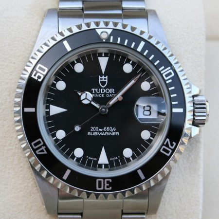 1996 Tudor Submariner 79190 Complete Set