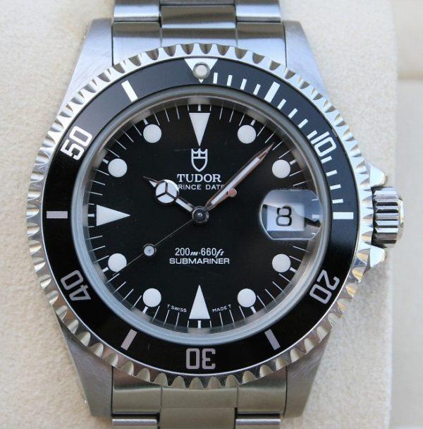 1996 Tudor Submariner 79190 Complete Set