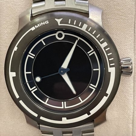 Ming Diver H41 18.01 Complete Set Collector's Condition